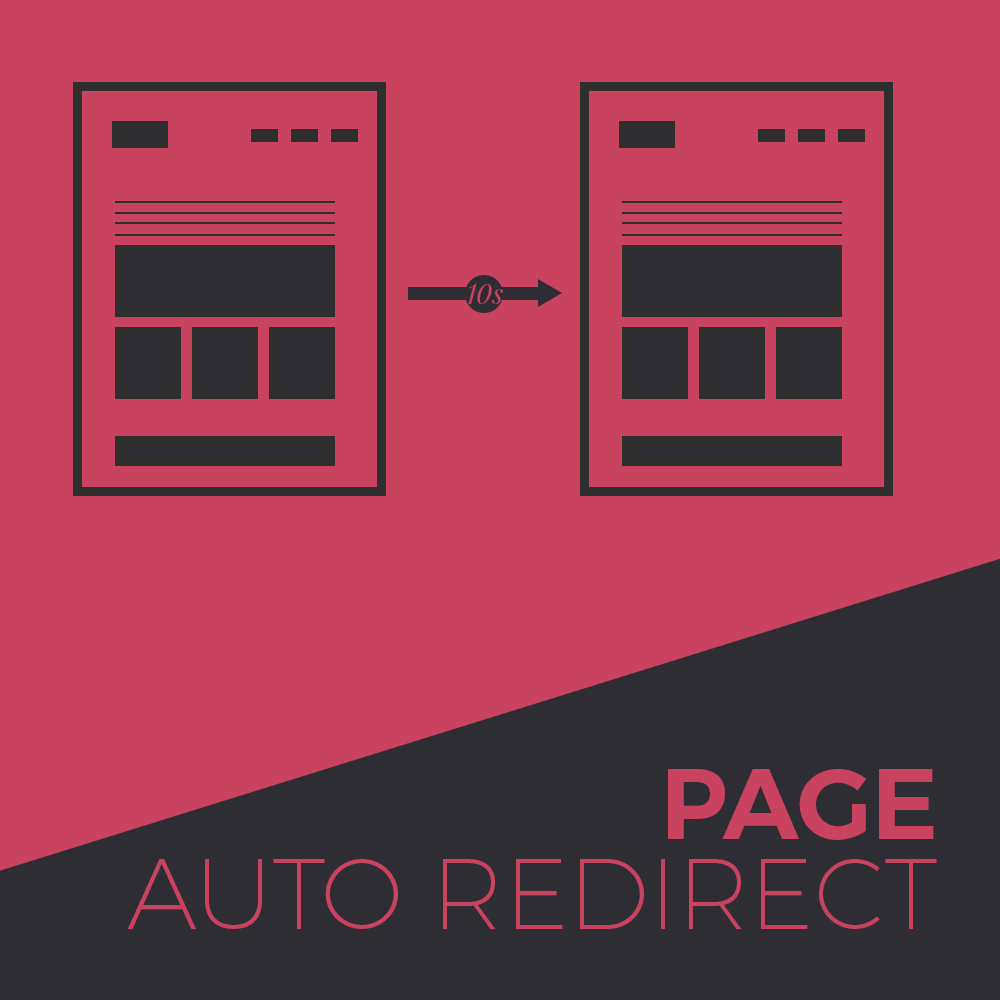 Time Dependent Page Redirect For Adobe Muse