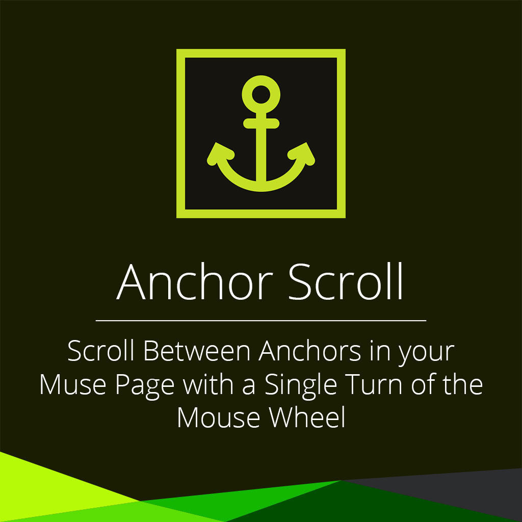 Anchor Scroll