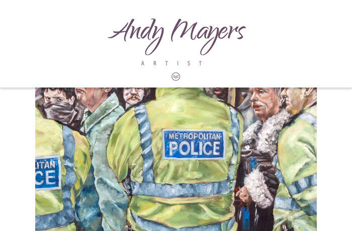 Andy Mayers, United Kingdom