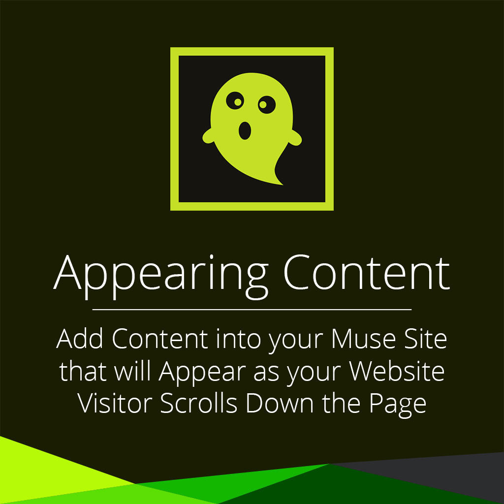 appearing content muse adobe muse widget