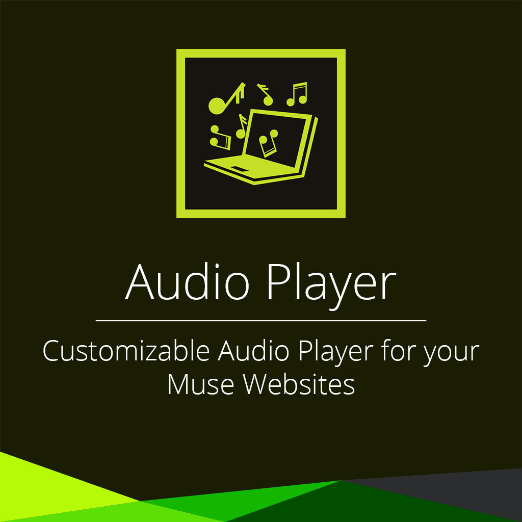 Audio Player Widget