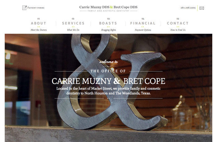 Carrie Muzny DDS & Bret Cope DDS, United Kingdom