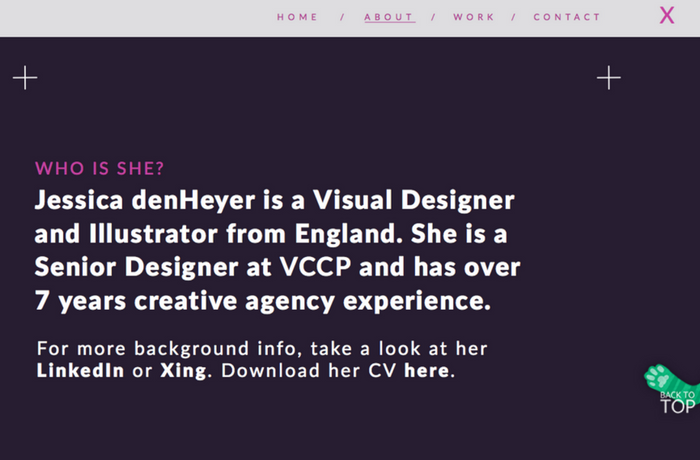 Clowder9 - Personal Portfolio of Jessica den Heyer, United Kingdom