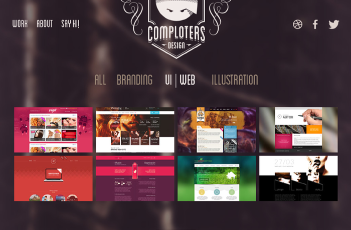 Comploters Web Design, Argentina