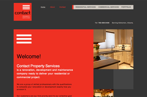 Contact Property Services, Canada