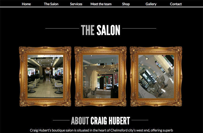 Craig Hubert Hair Salon, United Kingdom