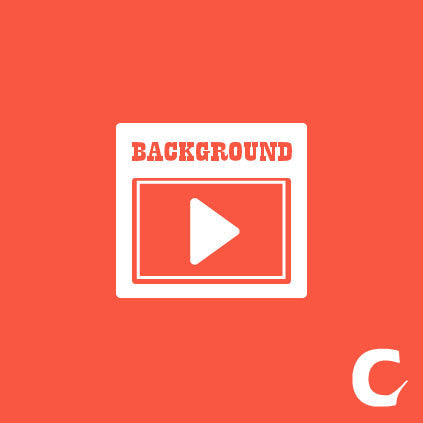 Background Video Widget