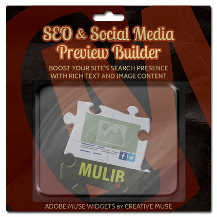 SEO & Social Media Preview Builder