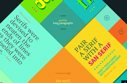 Muse Jam: Design with Beautiful Typography