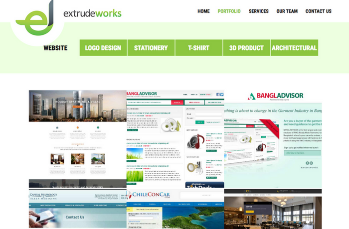 Extrude Works Design Agency, Indonesia