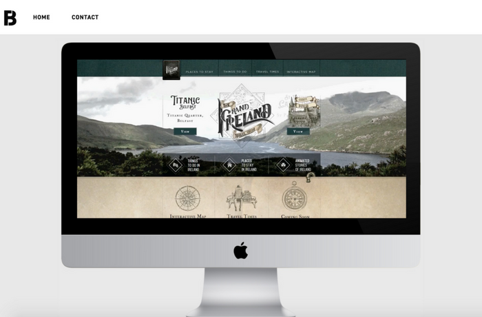 Fionnlagh Ballantine Graphic Design, United Kingdom