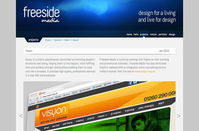 Freeside Media, United Kingdom
