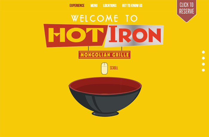 Hot Iron Mogolian Grill, United States