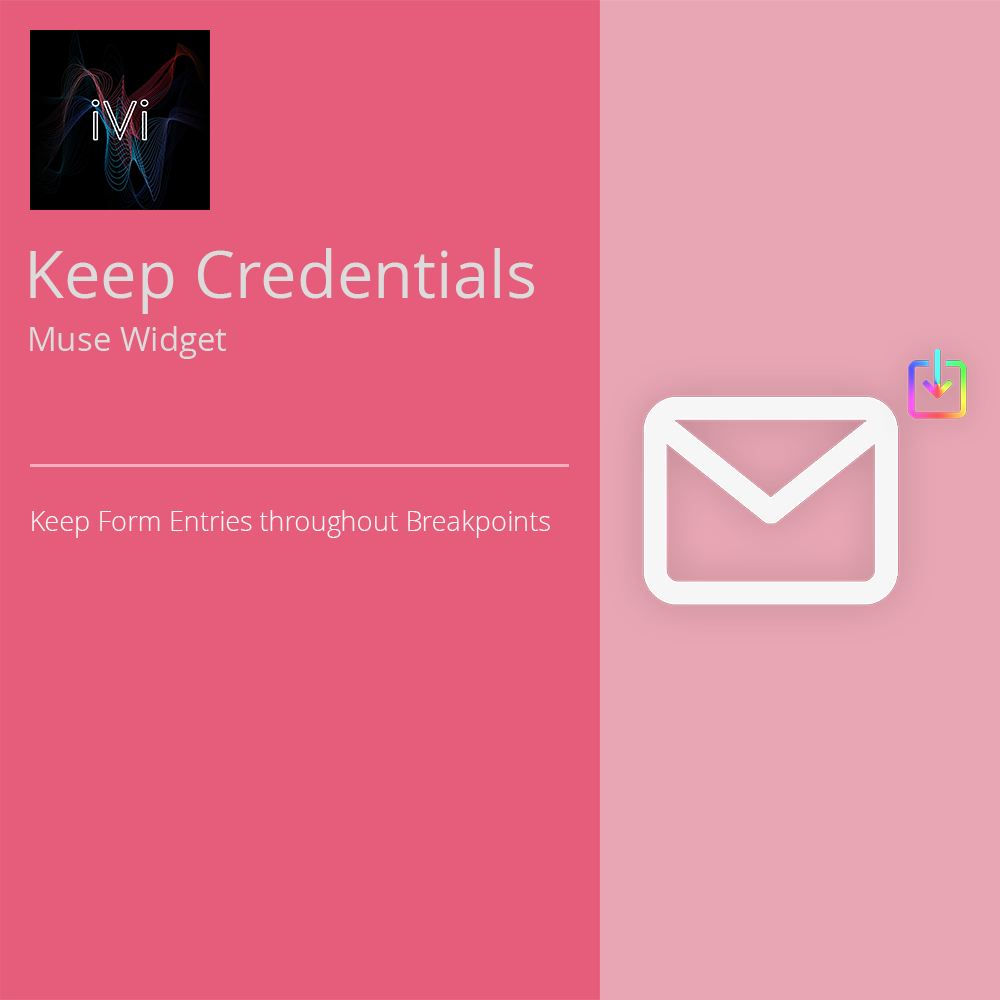 iVi - Keep Credentials