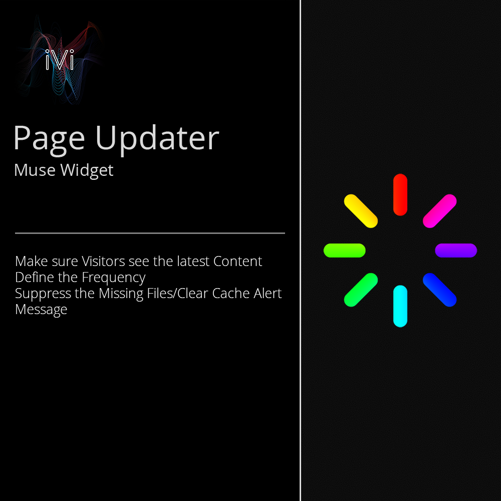 iVi - Page Updater