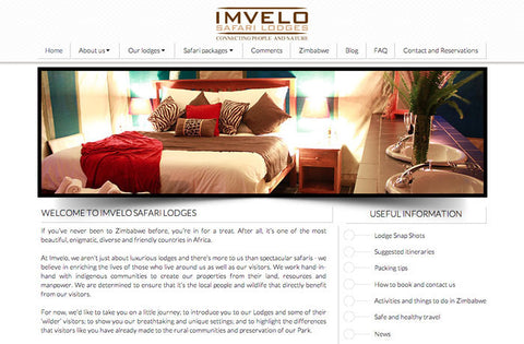 Imvelo Safari Lodges, United Kingdom
