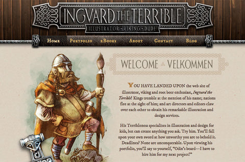 Ingvard the Terrible, United States