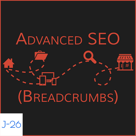Breadcrumbs (With Enhanced SEO Markup)