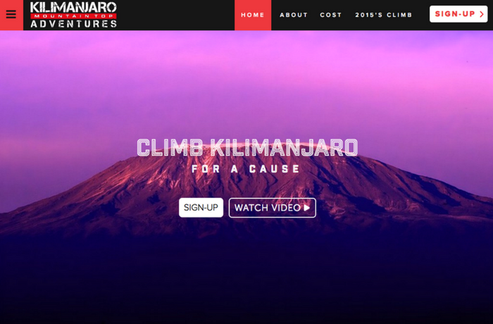 Kilimanjaro Mountain Top Adventures, United States