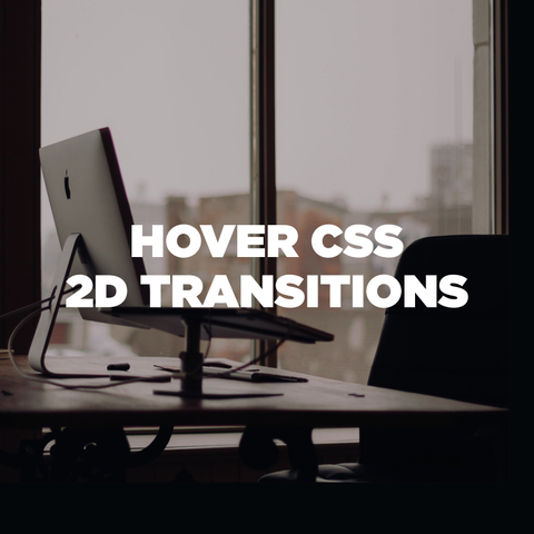 Hover.css | 2D Transitions