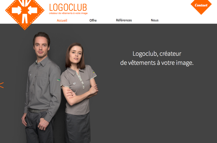 Logoclub - Creative Workwear Company, France