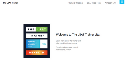 The LSAT Trainer, United States
