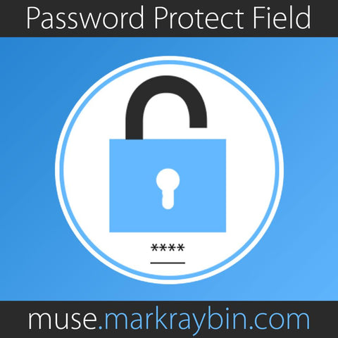 Easy Password Protect With Entry Field