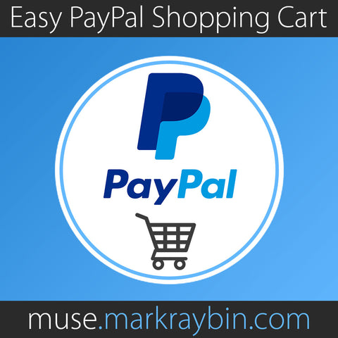 Easy PayPal Shopping Cart