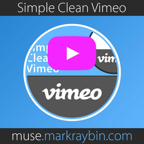 Simple Clean Vimeo