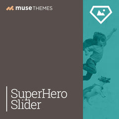 SuperHero Slider Adobe Muse Widget