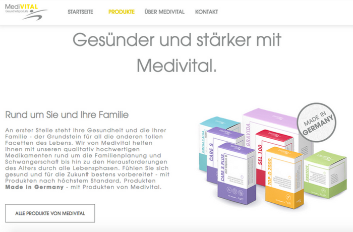 Medivital Concept GmbH, Germany