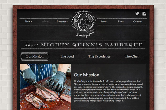 Mighty Quinn's Barbeque, United States