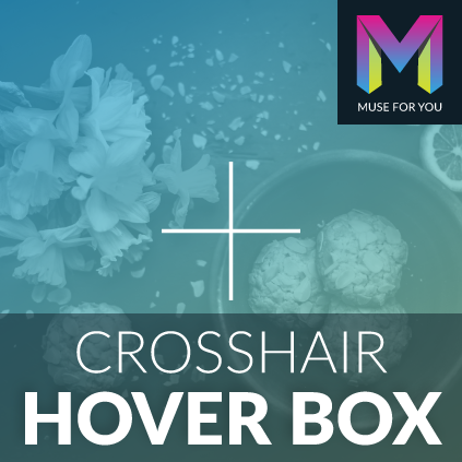 Crosshair Hover Box