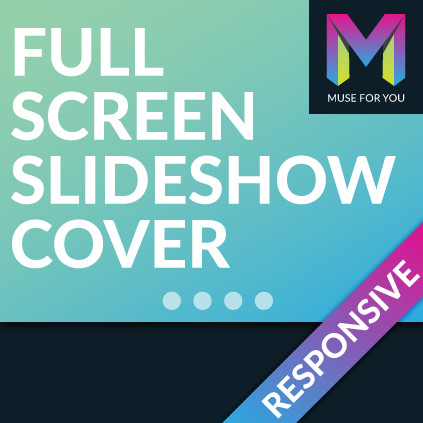 Fullscreen Slideshow Cover