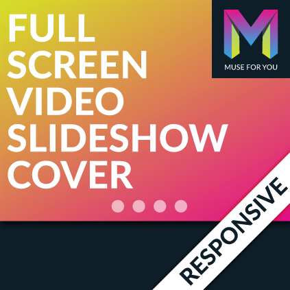 Fullscreen Video Slideshow Cover