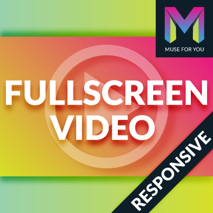 Responsive Fullscreen Video