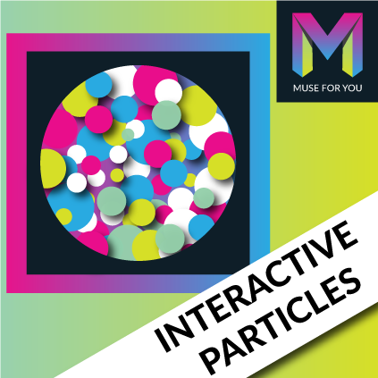 Interactive Particles