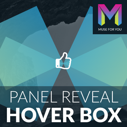 Panel Reveal Hover Box