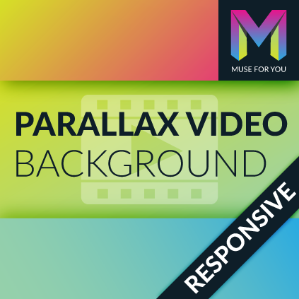 Parallax Video Background