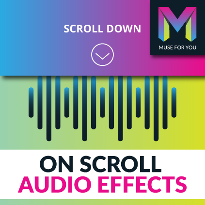 On Scroll Audio Effects