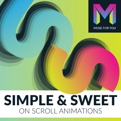 Simple and Sweet On Scroll Animations