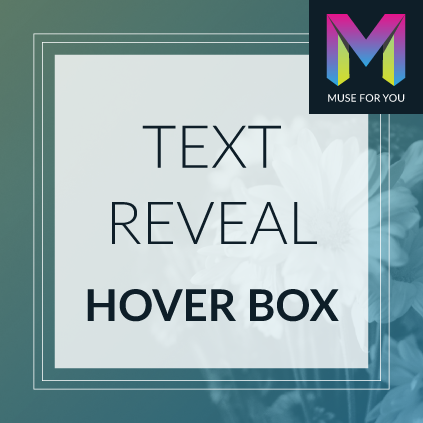 Text Reveal Hover Box