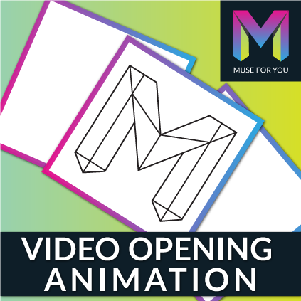 Fullscreen Video Opening Animation
