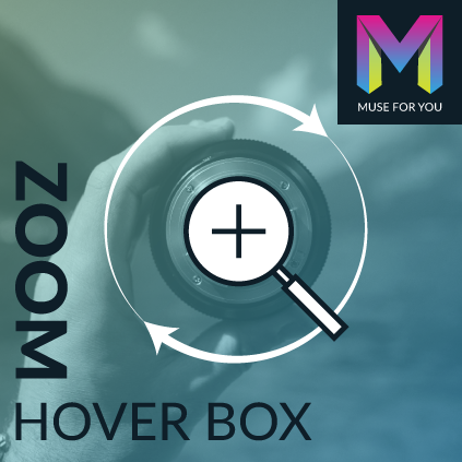 Zoom Hover Box