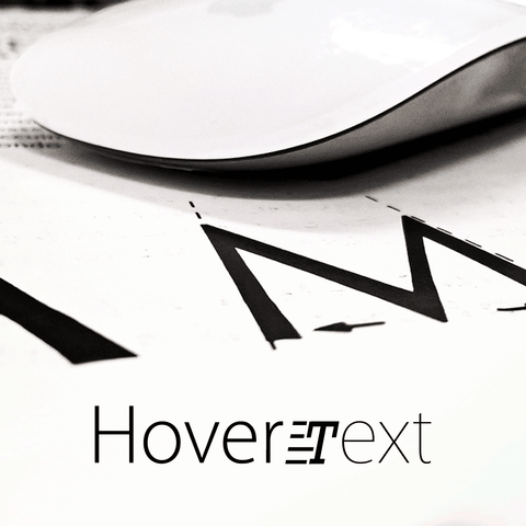 Hover Text