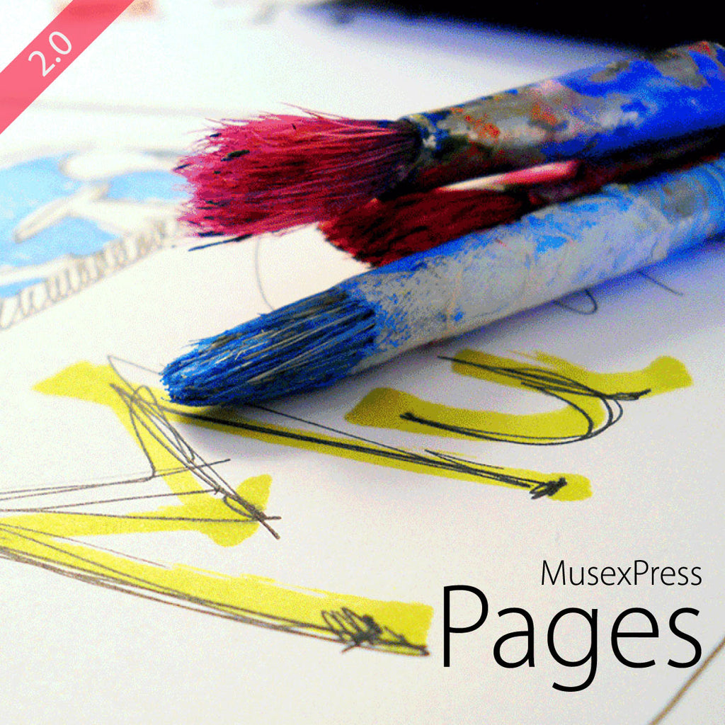MusexPress Pages 2.0