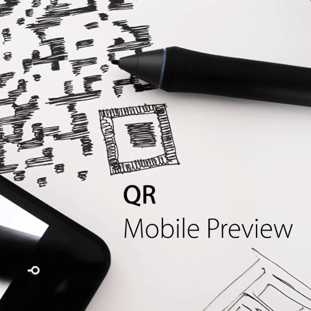 QR Mobile Preview