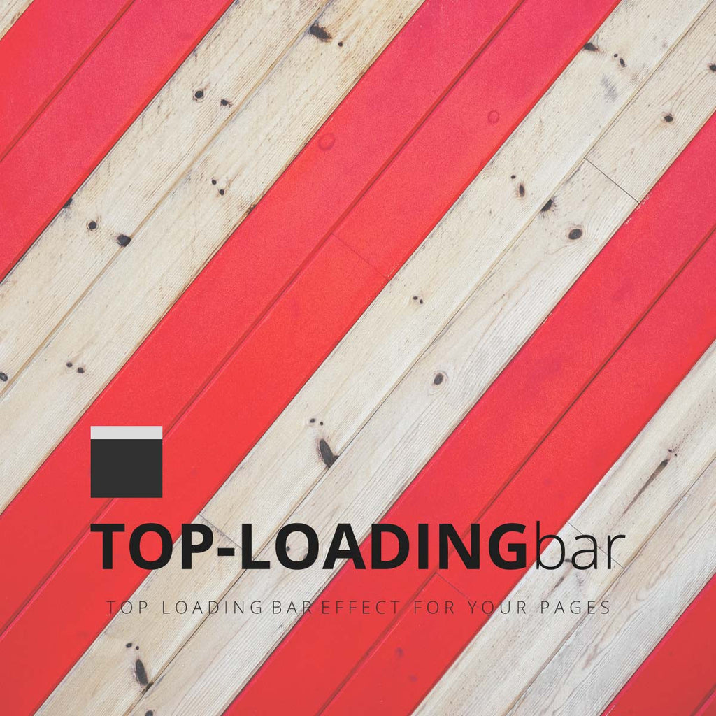 Top-Loading Bar