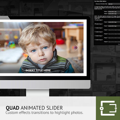 Quad Animated Slider