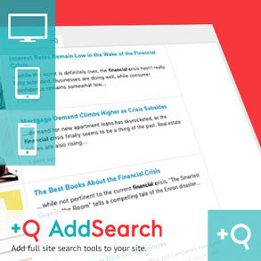 AddSearch Widget